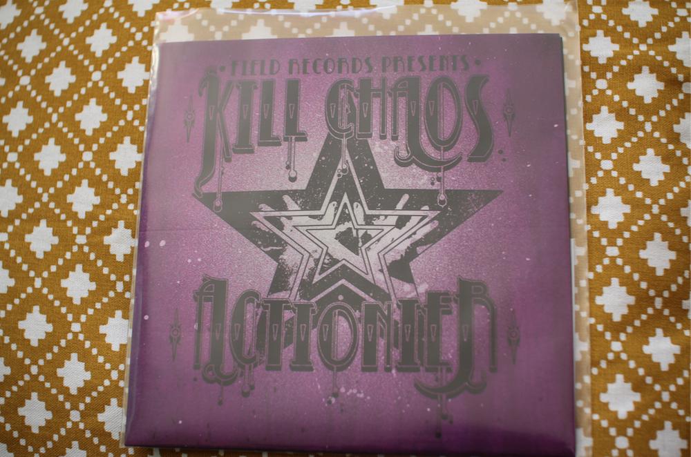 "Image of Kill Chaos - Actionier Split 7"""