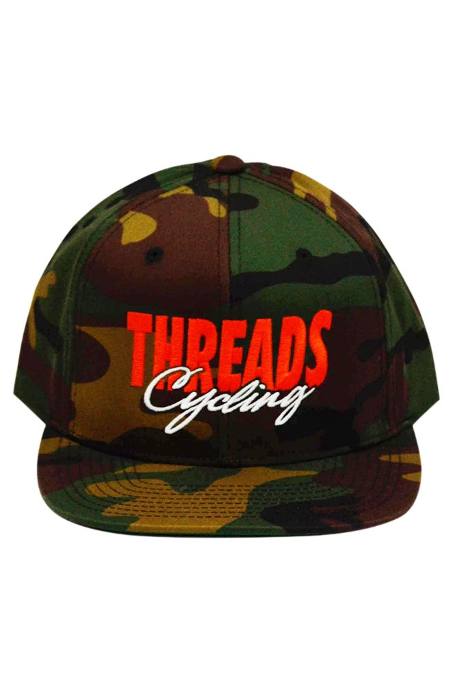Image of THREADS Cycling Camo - Orange