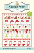 Image of Christmas Cheer Paper Pattern #1012