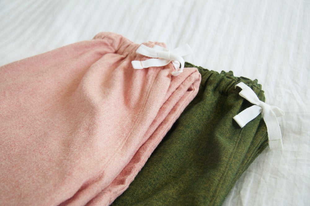 Image of Kale Pyjama Bottoms