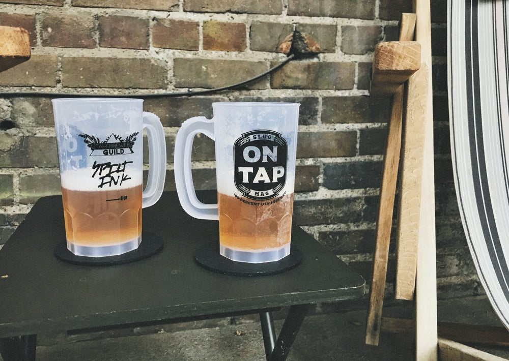 Image of SLUG Mag On Tap Mug