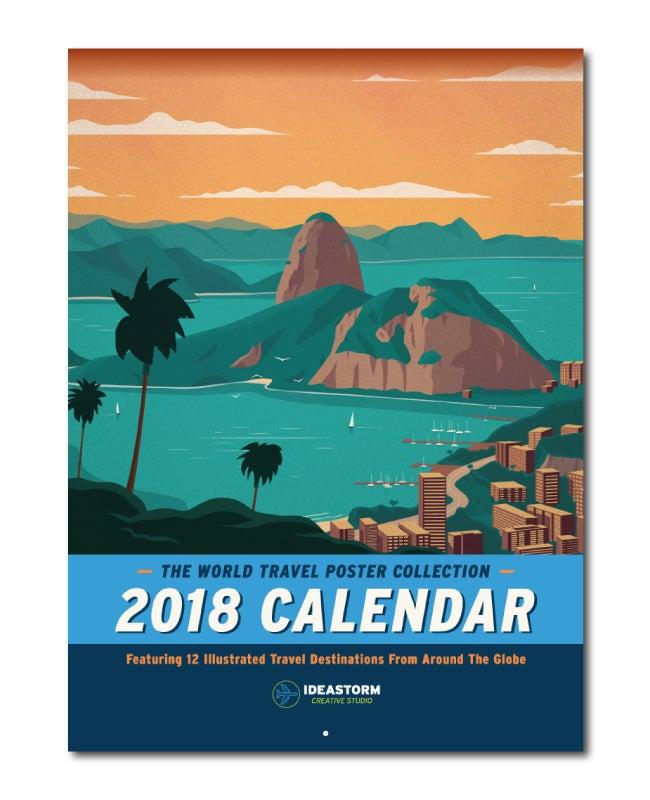 Image of Official 2018 Studio Calendar