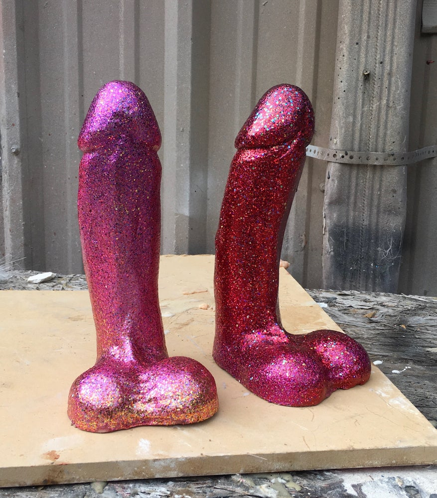 "Image of Colin Christian ""Devil Dick"" Sculpture"
