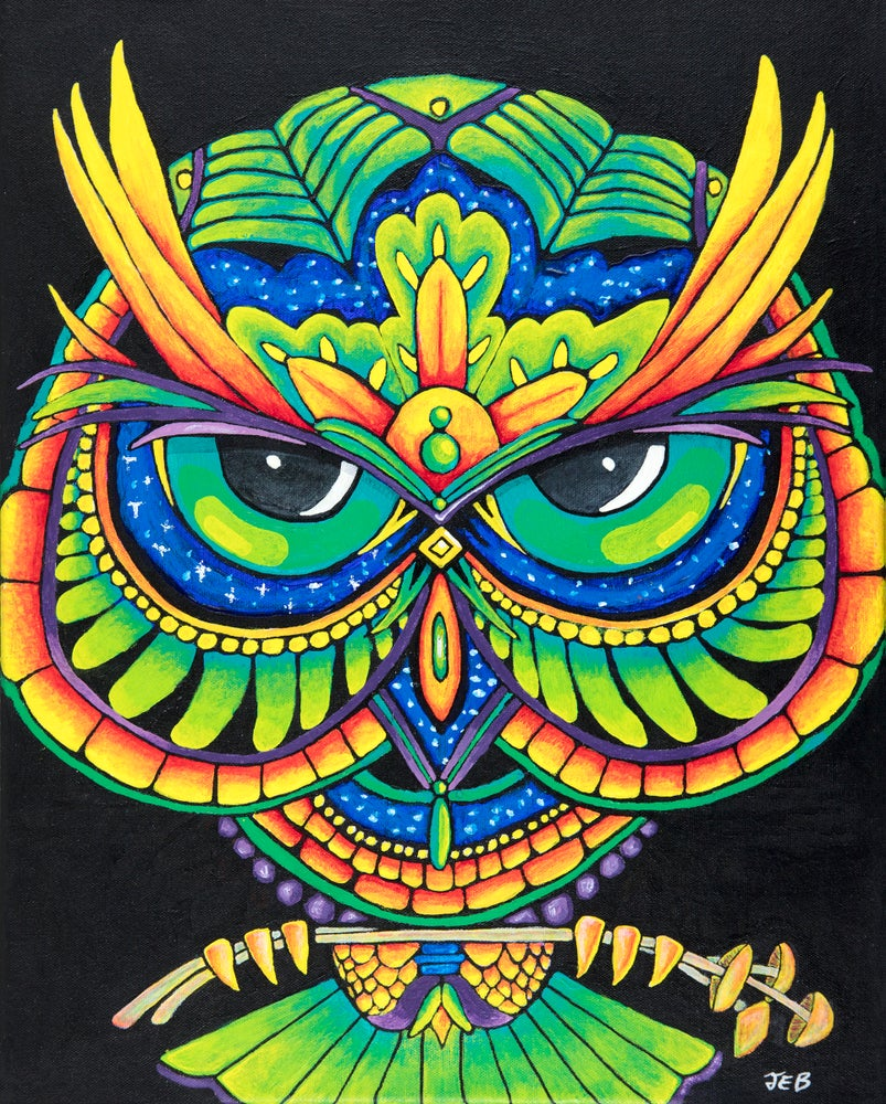 Image of Boomer the owl
