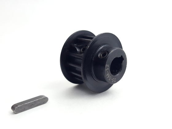 Image of 15T HTD5 12MM  Motor Pulley