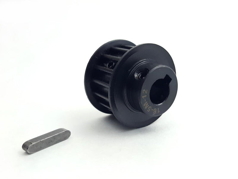 Image of 16T HTD5 12mm Motor Pulley