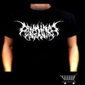"""Image of T-Shirt """"CRIMINAL INSANITY"""" Logo"""