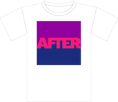 Image of T-shirt | AFTER EP 2 | Screenprinted