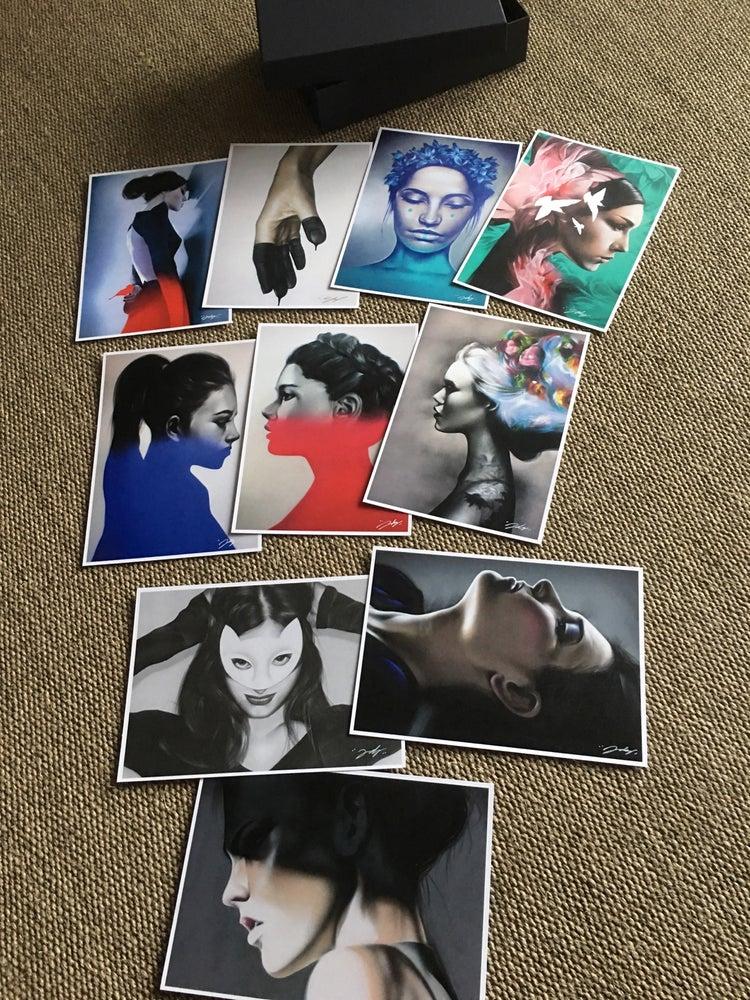 Image of Mini print boxset