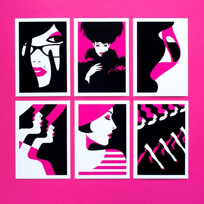 Image of Femmes en Rose