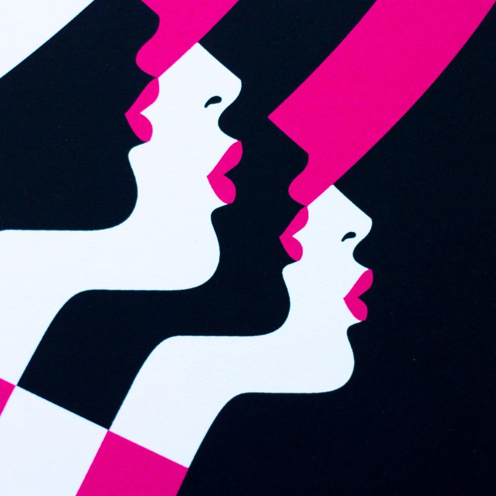 Femmes en Rose