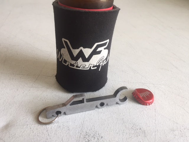 Image of Minitruck Bottle Opener / Keychain