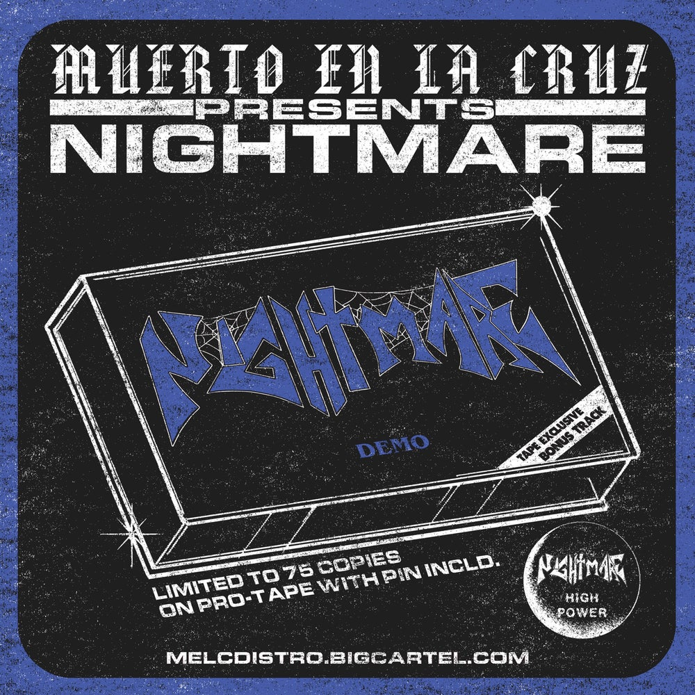Image of NIGHTMARE DEMO TAPE PREORDER
