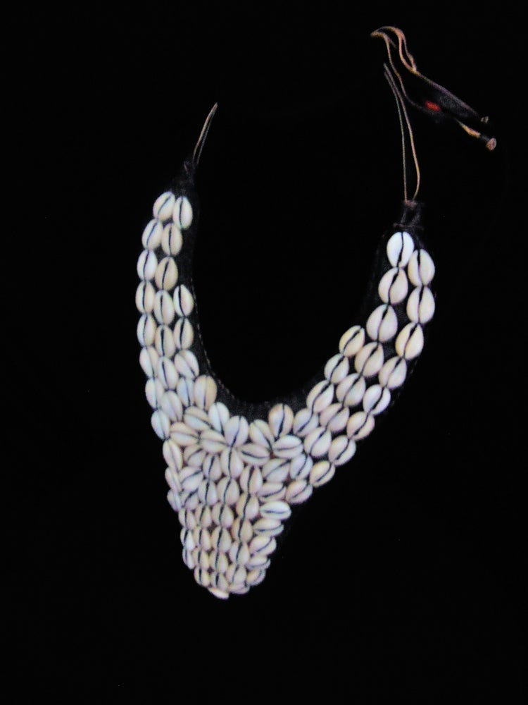 Image of Royal Cowrie Necklace