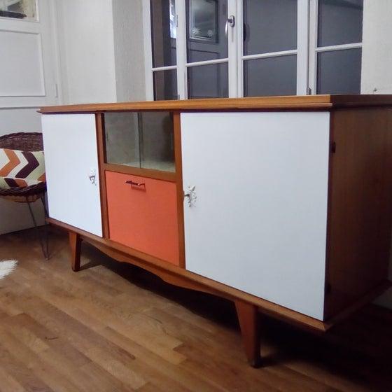 Image of Buffet des années 60 Terracotta