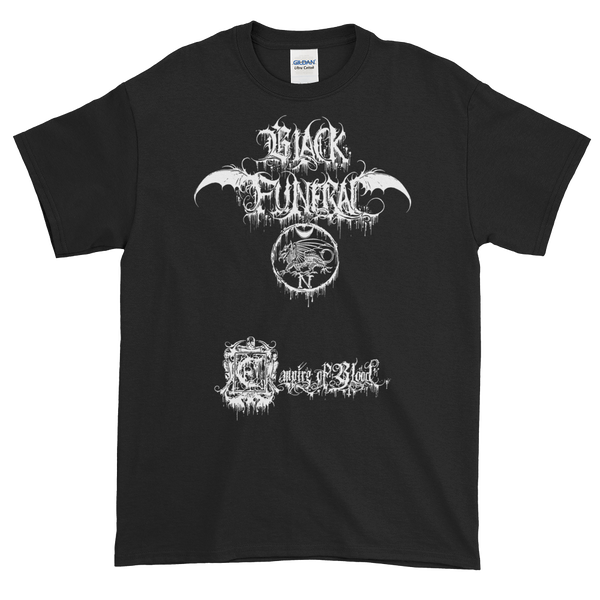 "Image of Black Funeral - ""Empire of Blood"" shirt."