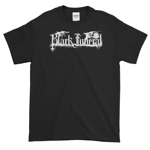 Image of Black Funeral - old logo shirt