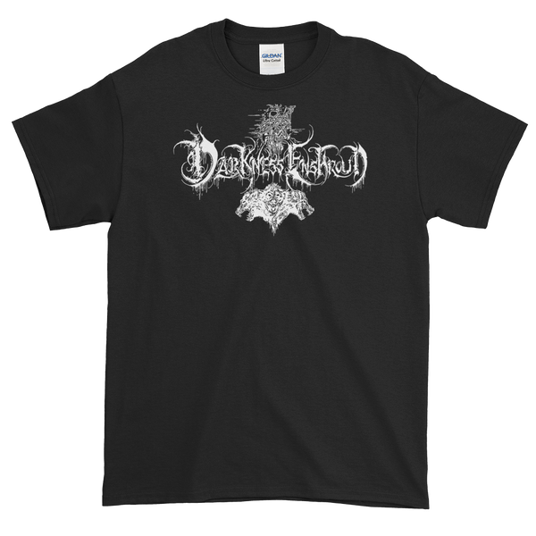 Image of Darkness Enshroud logo shirt