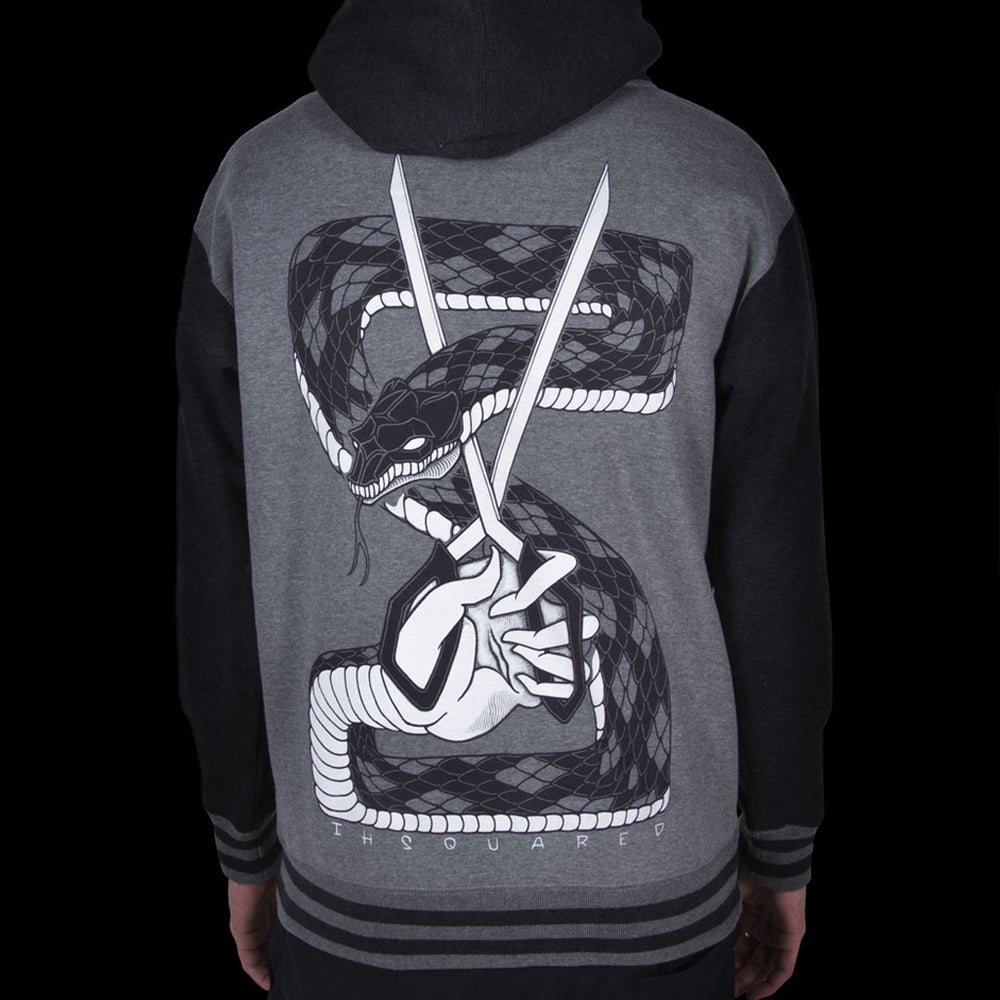 Image of SUICIDE SNAKE HOODIE