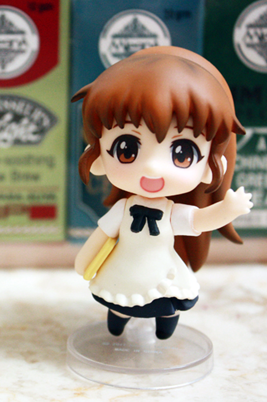 Image of Working!! ~ Taneshima Popura ~ Nendoroid Petit by Good Smile Company