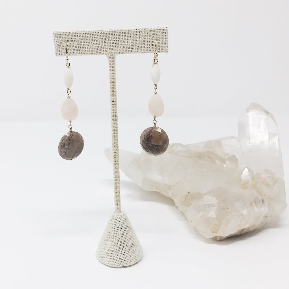 Image of Stone Statement Earring
