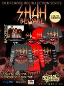Image of SHAH beware T-shirts/Longsleeve NEW MERCH !!!