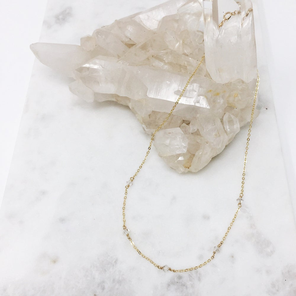 Image of Sparkle Necklace