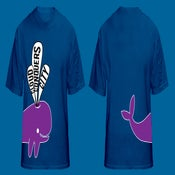Image of Purple Whale Shirt