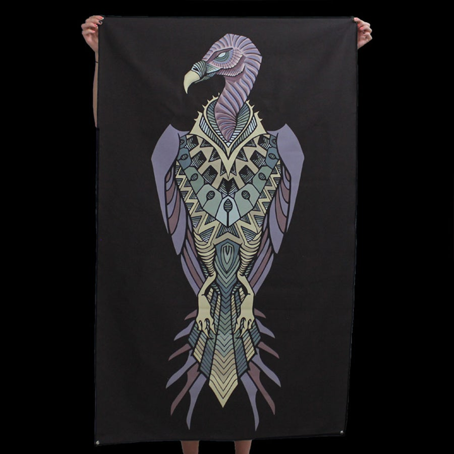 Image of VULTURE TAPESTRY