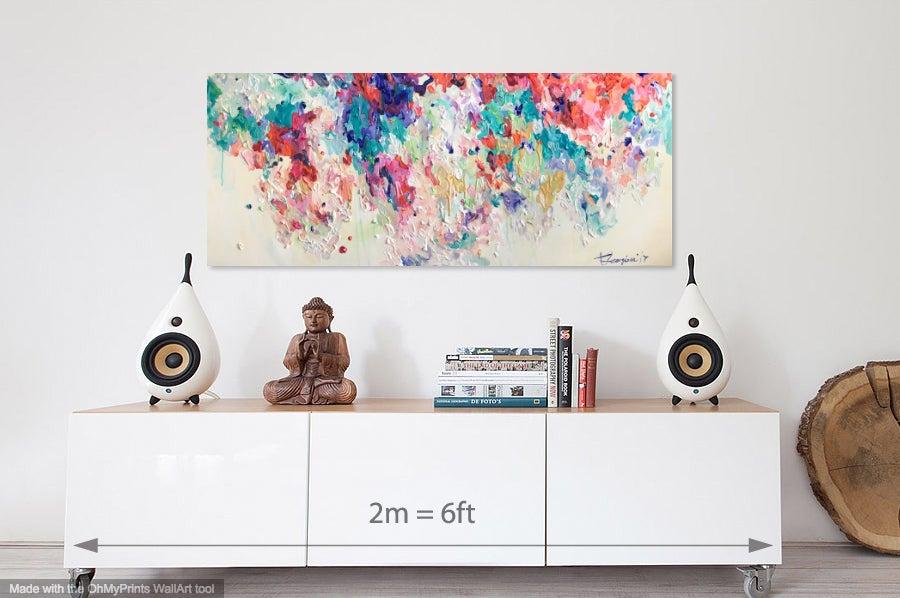 Image of Dulcis mane - 152x60cm