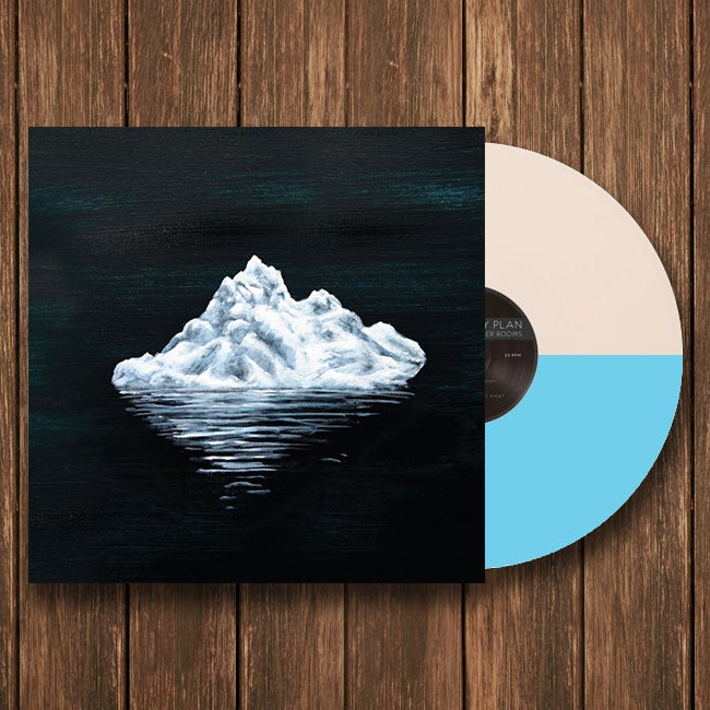 Image of 'Other Voices, Other Rooms' Vinyl LP (Cream/Blue)