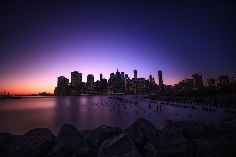 Image of NYC Twilight