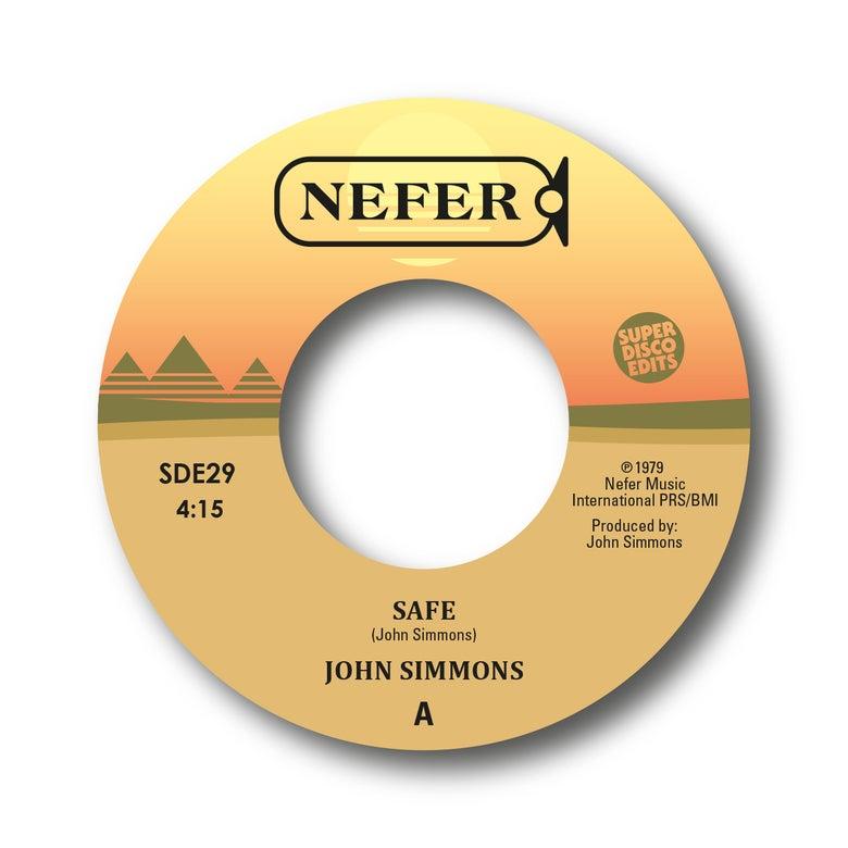 "Image of john simmons ""safe""/""i wanna get closer "" nefer"