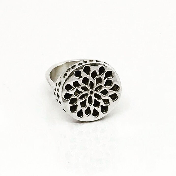 Image of Marrakesh Ring in Sterling Silver