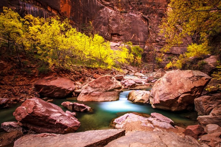 Image of Zion Falls