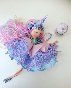 Image of Whisper Unicorn Fairy