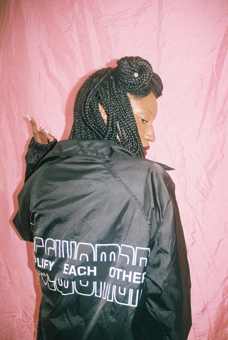 Image of OFFICIAL DISCWOMAN PLAYERS JACKET