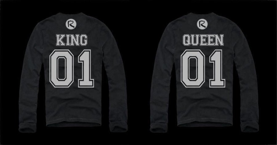Image of Queen Long Sleeve Shirt