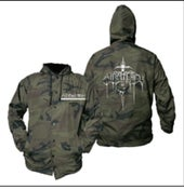 Image of ALL OUT WAR Logo Windbreaker