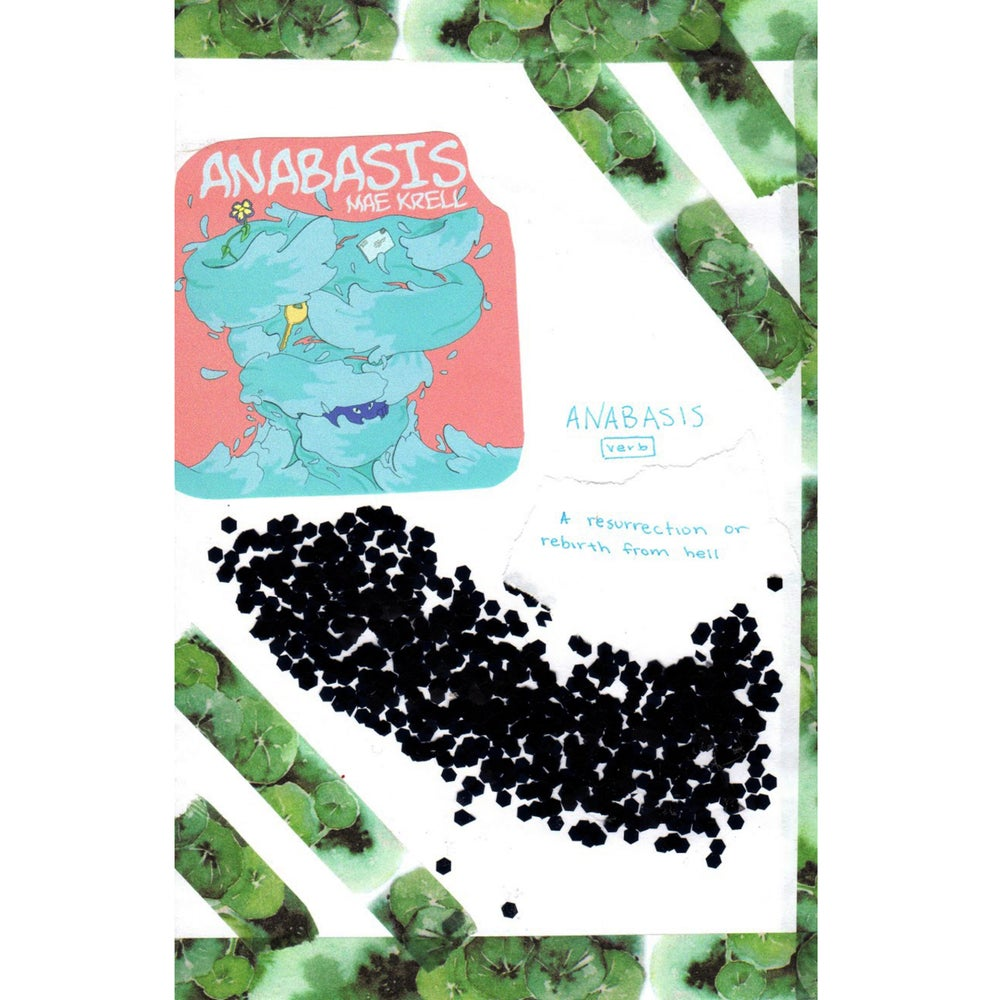 Image of Anabasis full color zine
