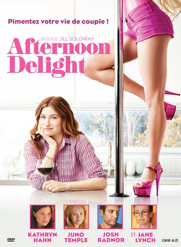 Image of DVD Afternoon Delight