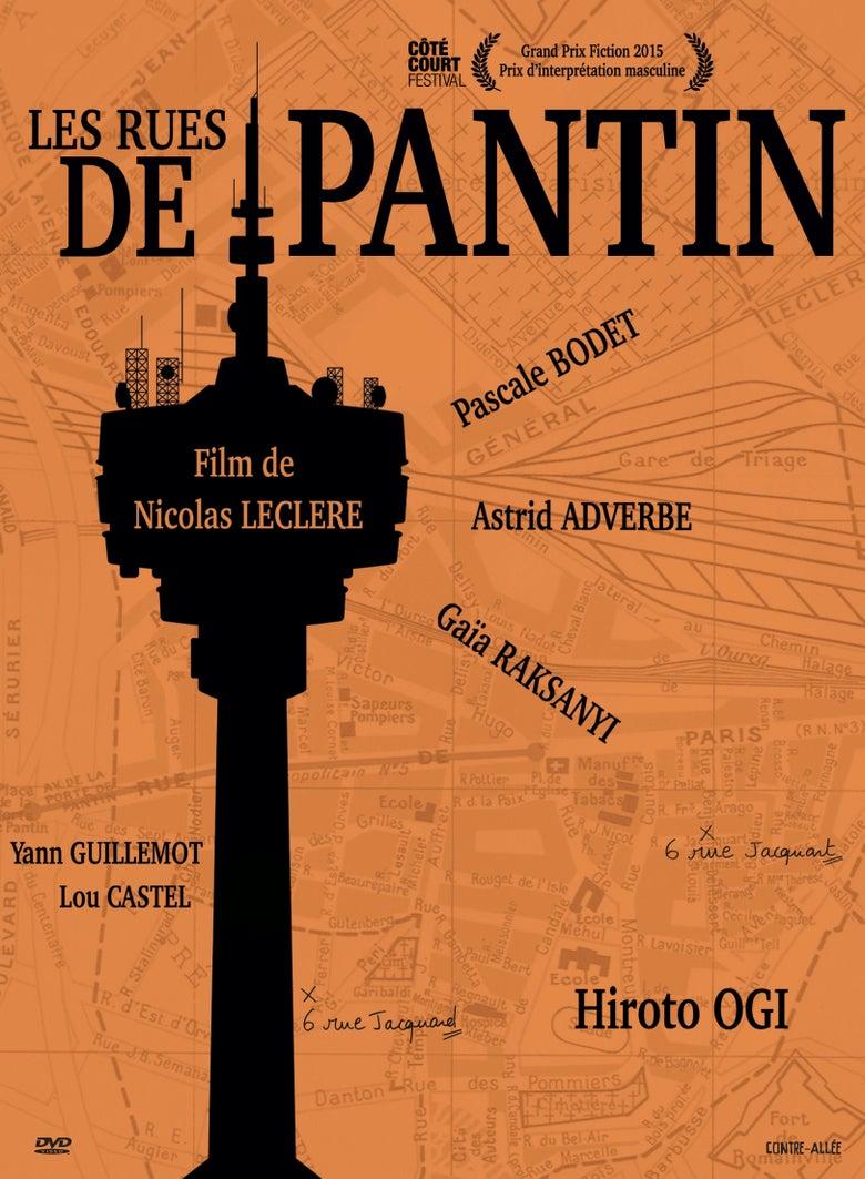 Image of DVD Les Rues de Pantin