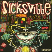 "Image of 10"" LP  V.A. : Sicksville"