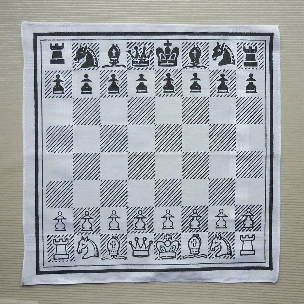 Image of Chess Hankie