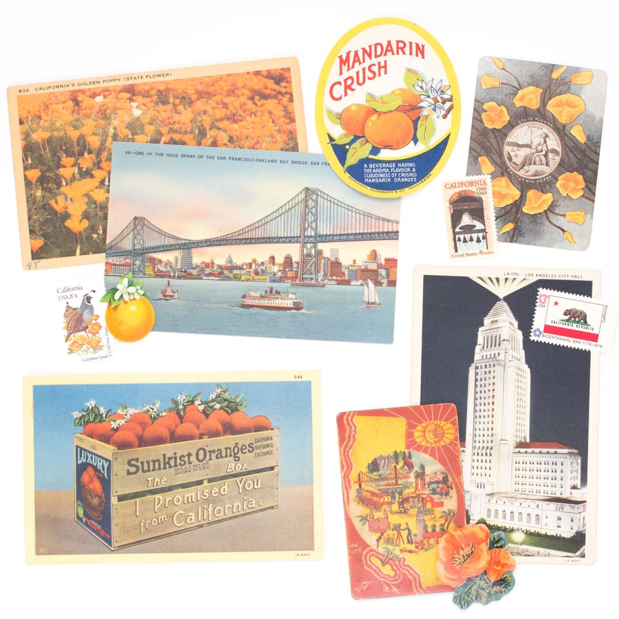 Image of California Ephemera Collection