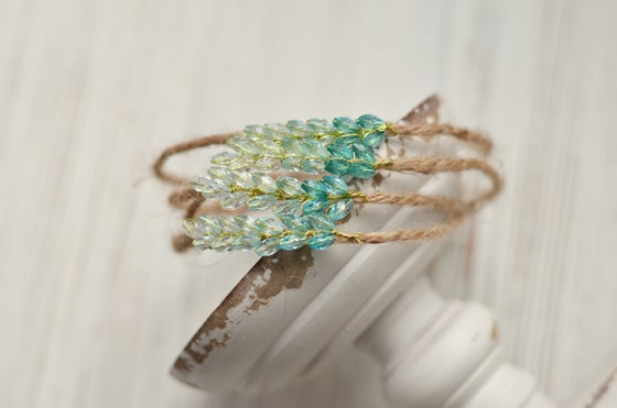 Image of Crystal (turquoise)