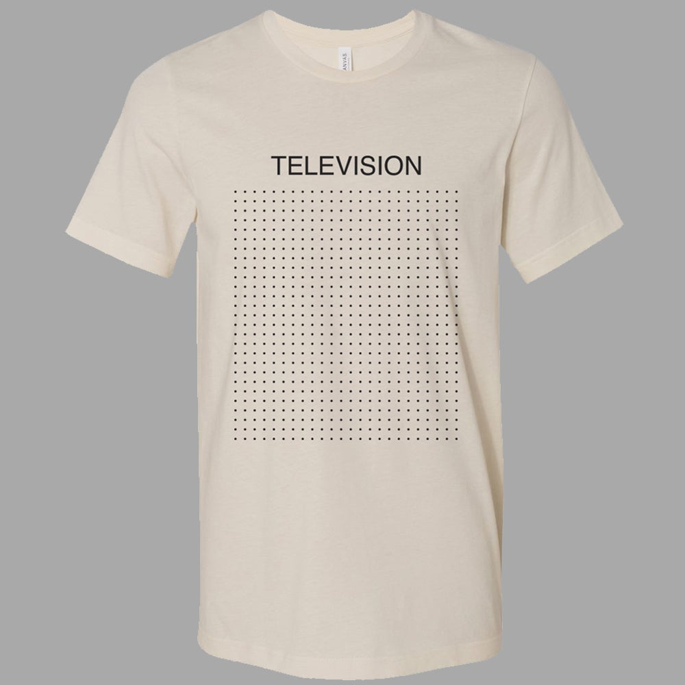 Image of Television - Dot Tee