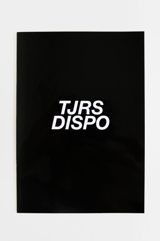 Image of Tjrs Dispo Zine