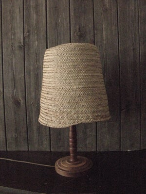 Image of Palm leaf lamp shades 28 CMS HIGH