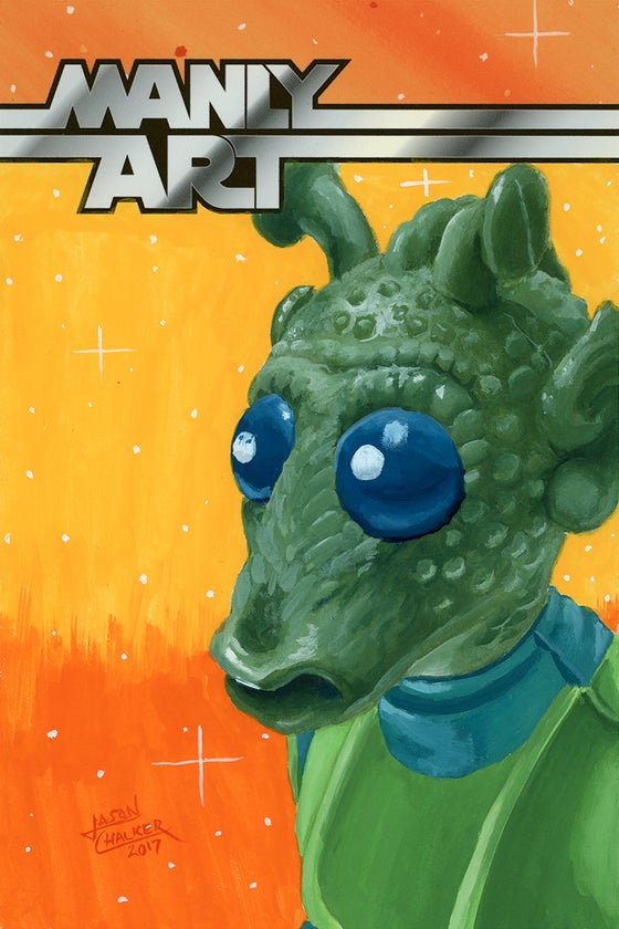 Image of NYCC Greedo #4